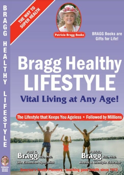 Bragg Healthy Lifestyle Cover Front